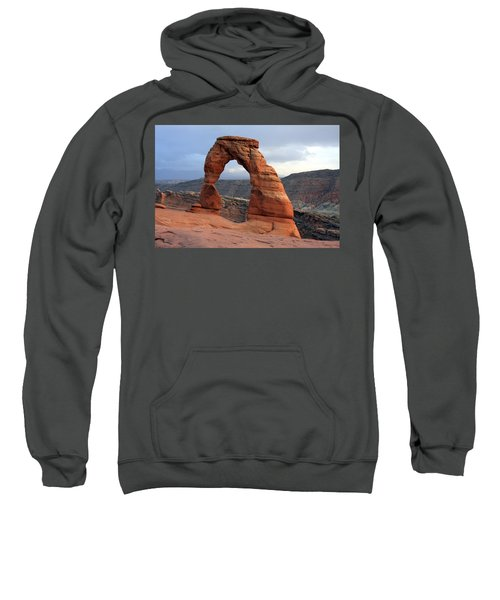 Delicate Arch - Arches National Park - Utah Sweatshirt