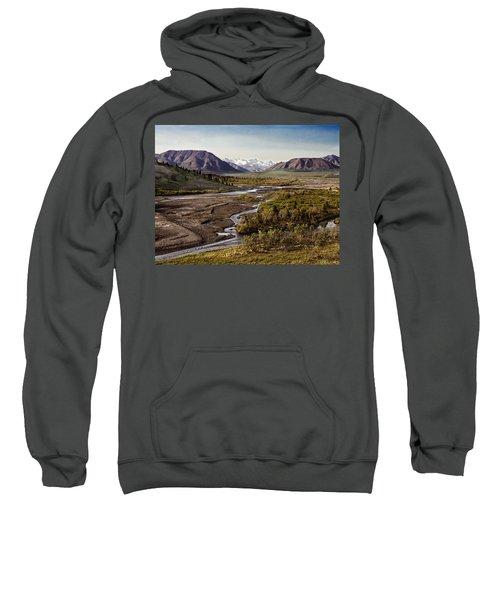 Denali Toklat River Sweatshirt