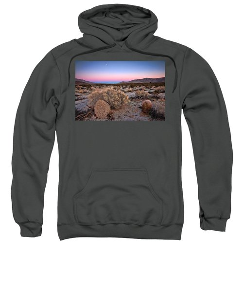 Desert Twilight Sweatshirt