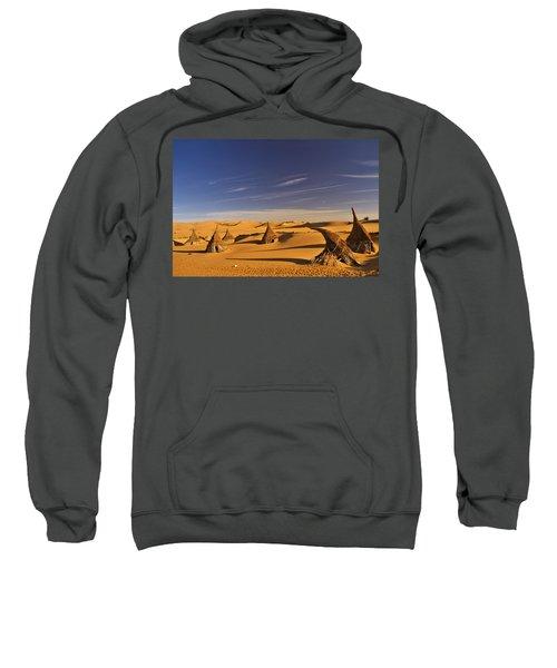 Desert Village Sweatshirt