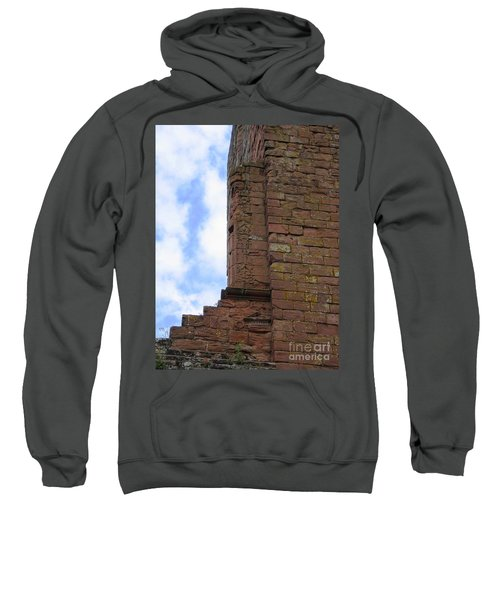 Sweatshirt featuring the photograph Details by Denise Railey