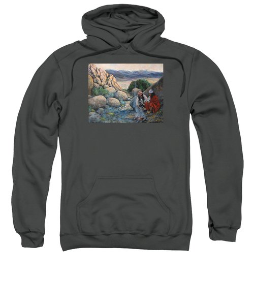 Discussion Sweatshirt