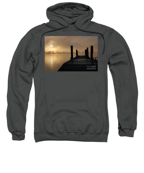 Dockside And A Good Morning Sweatshirt