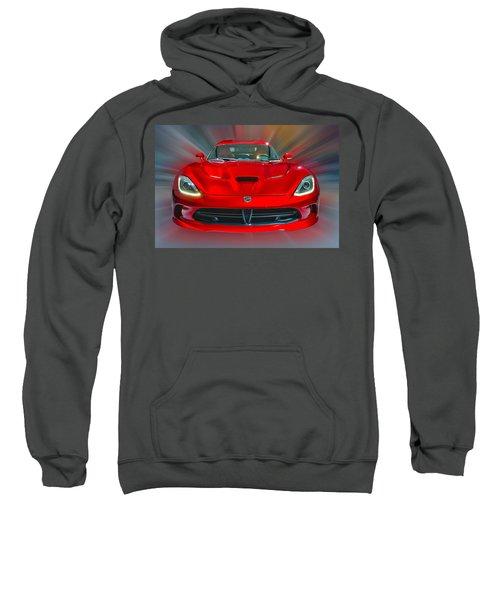 Dodge Viper Srt  2013 Sweatshirt