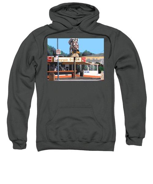 Doggie Diner 1986 Sweatshirt