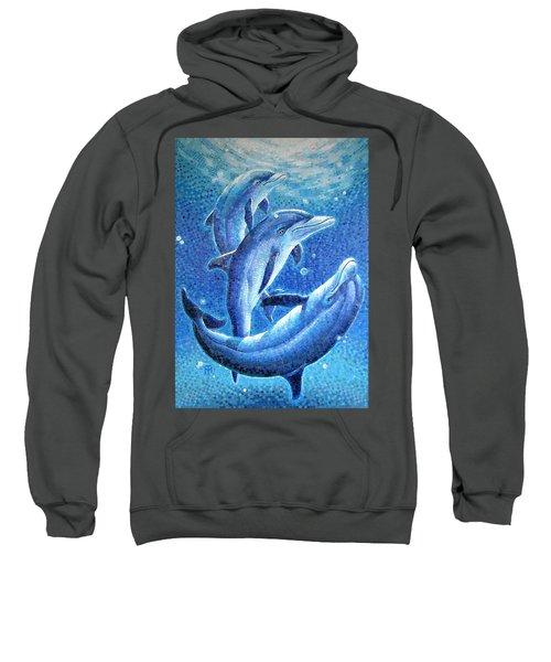 Dolphin Trio Sweatshirt