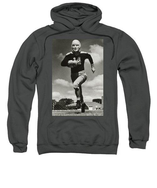 Don Hutson Running Sweatshirt