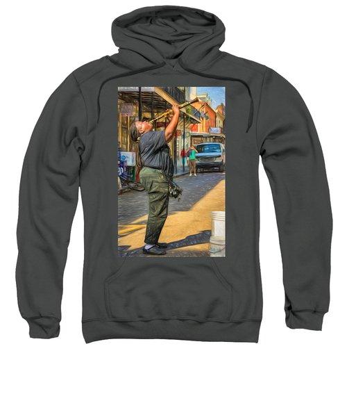 Doreen Ketchens - Paint Sweatshirt