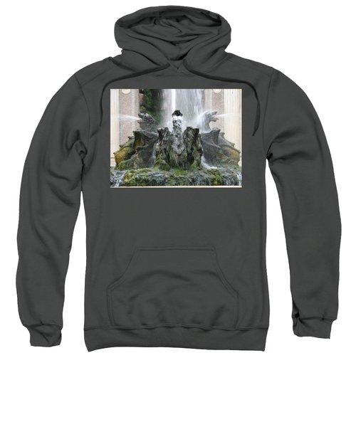Dragon Fountain Sweatshirt