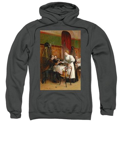 Drinking Their Health Sweatshirt
