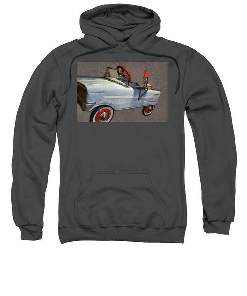 Drive In Pedal Car Sweatshirt