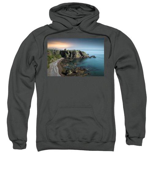 Dunnottar By Moonlight Sweatshirt