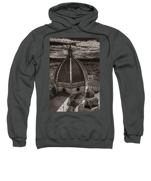 Duomo Dalla Campanile  Sweatshirt