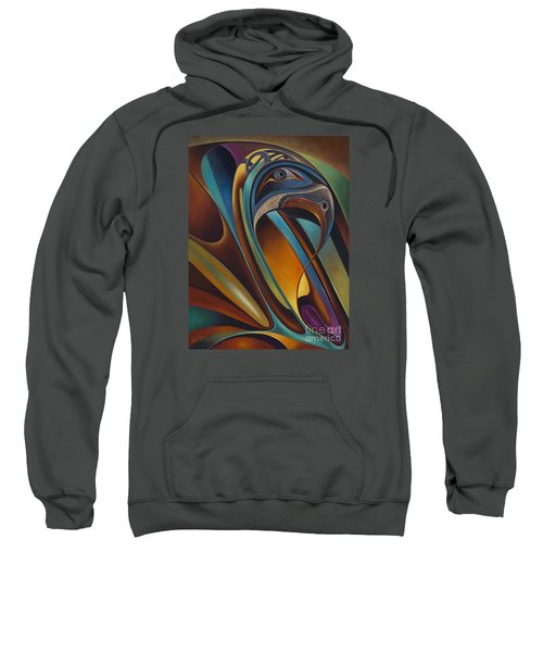 Dynamic Series #17 Sweatshirt