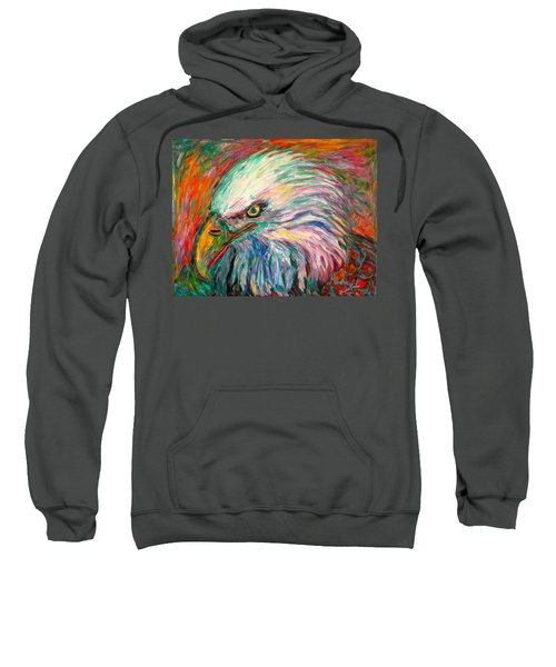 Eagle Fire Sweatshirt