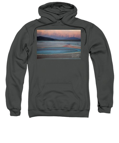 Laguna Colorada - Early Morning Pink Sweatshirt