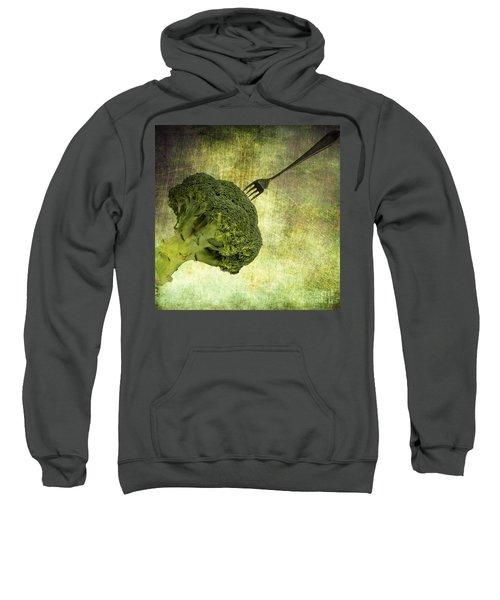 Eat Your Broccoli Sweatshirt
