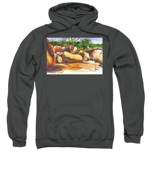 Elephant Rocks Revisited I Sweatshirt