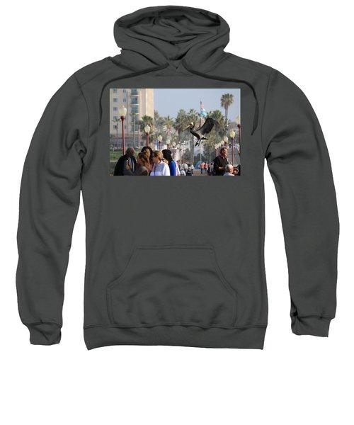 Emergency Landing  Sweatshirt