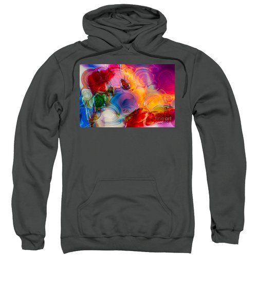 Enchanting Flames Sweatshirt