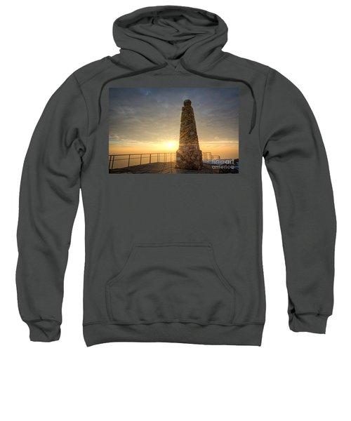 Ensign Peak Nature Park Utah Sweatshirt
