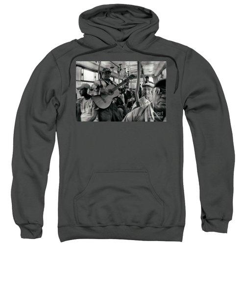 Entertainment Included Sweatshirt