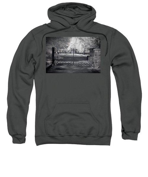 Entry To Salem Willows Sweatshirt