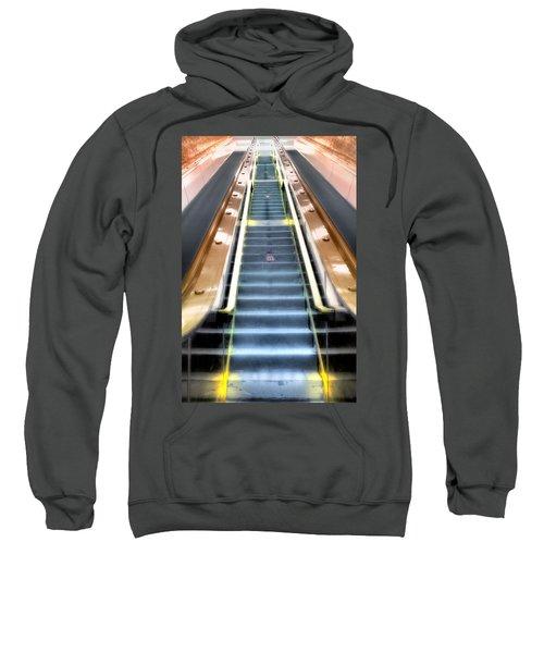 Escalator To Heaven Sweatshirt