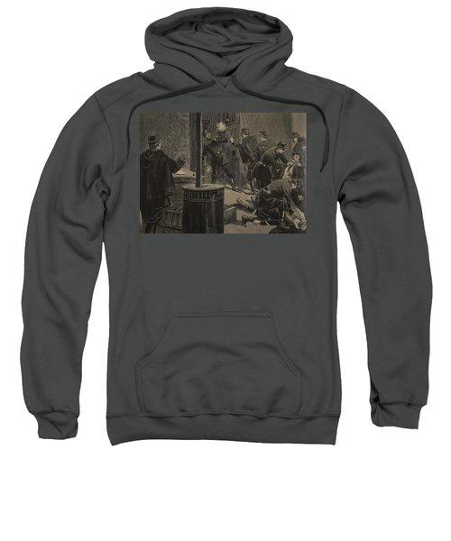 Etievant, The Anarchist Shoots Sweatshirt