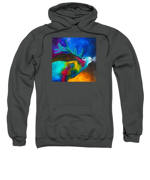 Evening Elk Sweatshirt