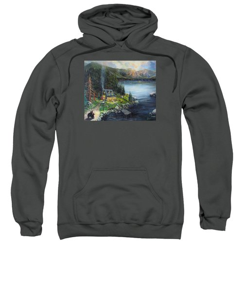 Evening Visitors Sweatshirt
