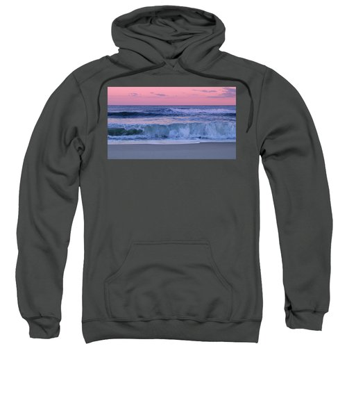 Evening Waves - Jersey Shore Sweatshirt