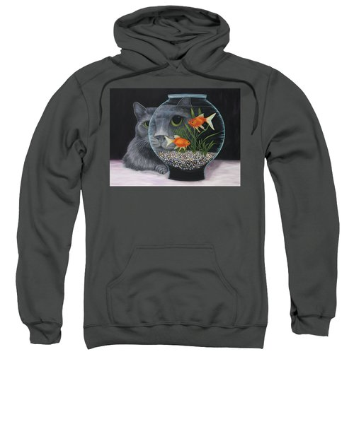 Eye To Eye Sweatshirt
