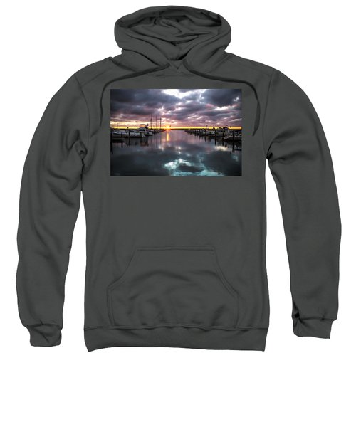 Face In The Water Sweatshirt