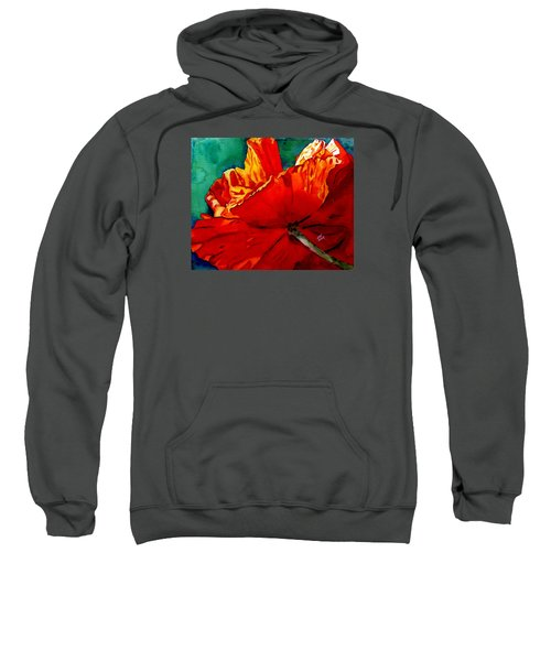 Facing The Light Sweatshirt