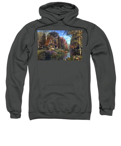 Fairytale Cottage Sweatshirt