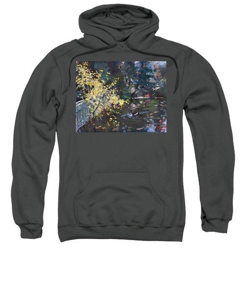 Fall By The Pond Sweatshirt