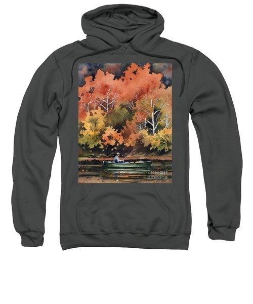 Fall Fishing Sweatshirt