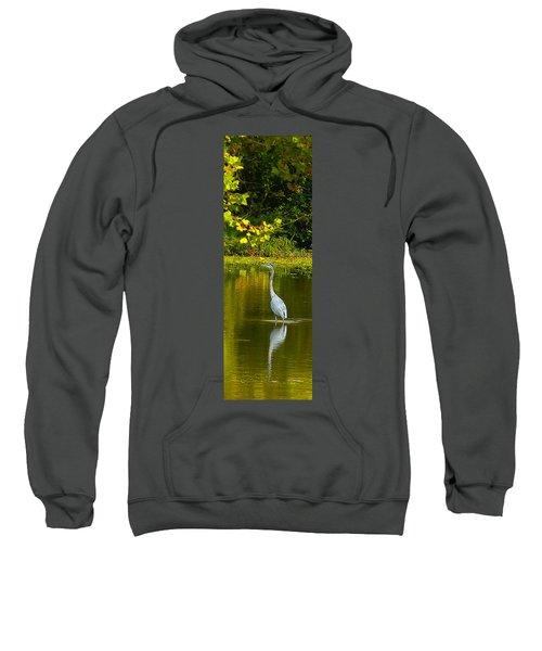 Fall Heron Sweatshirt