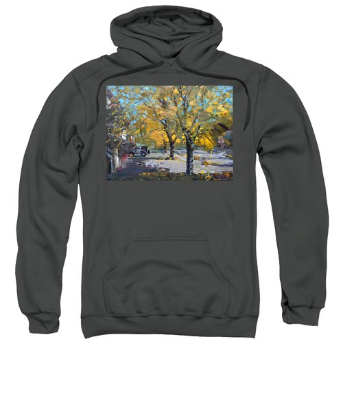 Fall In Silverado Dr  Sweatshirt