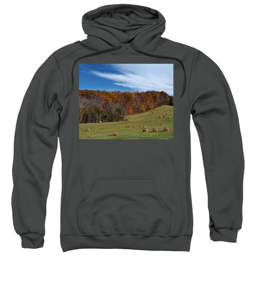 Fall On The Farm Sweatshirt