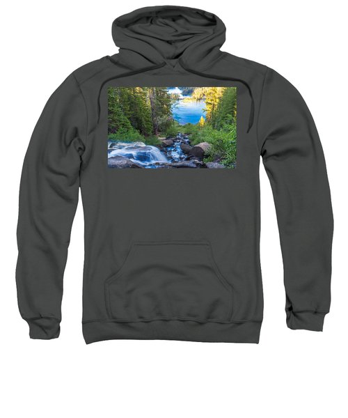 Falling Down To The Lakes Sweatshirt