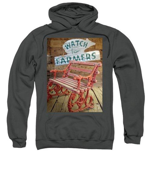 Farmer Bench Sweatshirt
