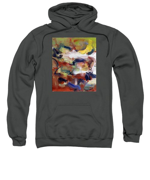 Fear Of The Foreigner Sweatshirt