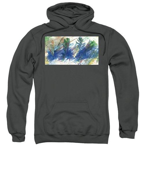 Feather Dance Sweatshirt