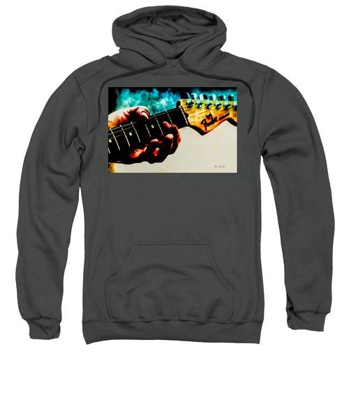 Fender Strat Sweatshirt