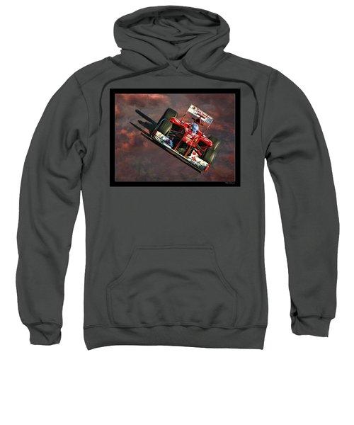 Fernando Alonso Ferrari Sweatshirt