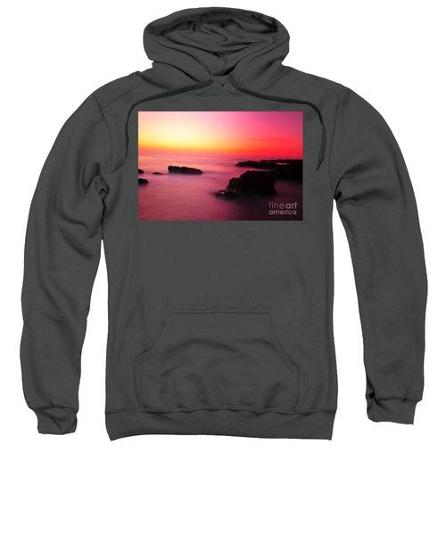 Fine Art - Pink Sky Sweatshirt