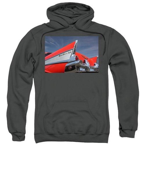 Fintastic '57 Chevy Sweatshirt