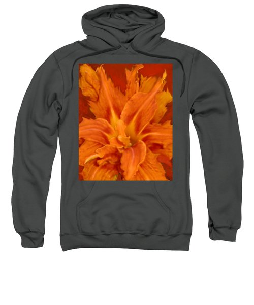 Fire Lily Sweatshirt